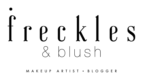 Freckles and Blush -